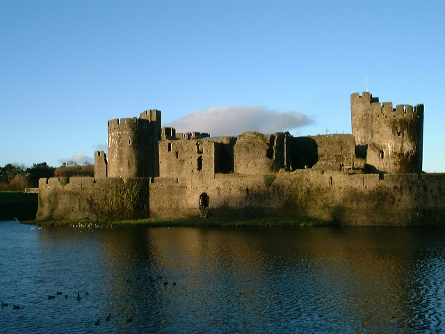 gales-caerphilly-castelo